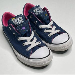Converse Chuck Taylor Low Maddie Double Tongue